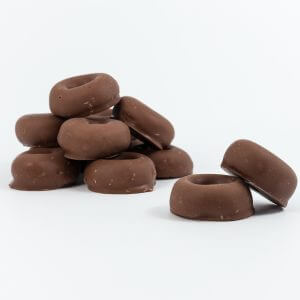 Chocolate Aniseed Rings