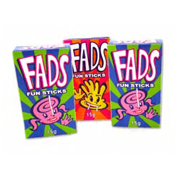 fads fun sticks