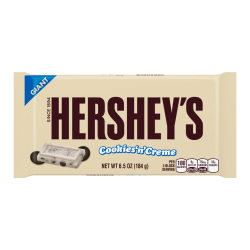 Hersheys Cookies & Cream giant Bar