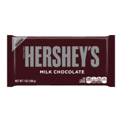 Giant Hersheys Milk Chocolate Bar