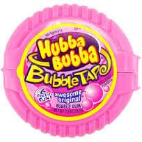 hubba bubba tape original