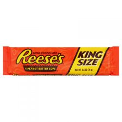 Reese's King 4 Cup Peanut Butter Cups