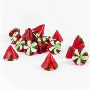 Gummy Strawberry Twists