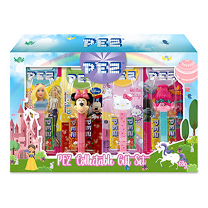 PEZ Collectables Set - Girls Set